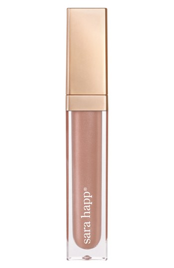 Sara Happ Slip Lip Gloss - The Nude 0.5oz (15ml)