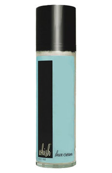 Whish Blueberry Shave Crave Shave Cream - pump