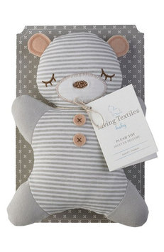 Living Textiles Baby 2D Plush Toy - Bear