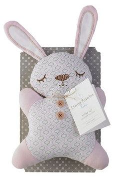 Living Textiles Baby 2D Plush Toy - Bunny