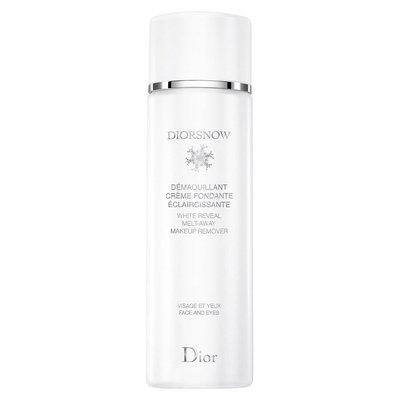 Dior Diorsnow White Reveal Melt-Away Makeup Remover