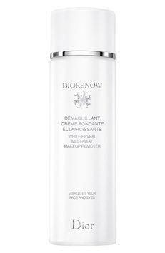 Dior Diorsnow Melt-Away Makeup Remover