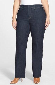 NYDJ 'Isabella' Stretch Trouser Jeans