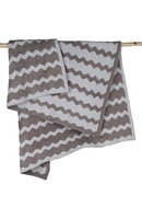 Barefoot Dreams CozyChic Chevron Blanket