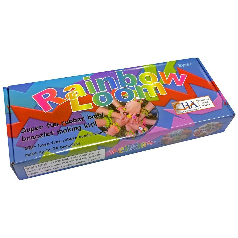 Rainbow Loom Twistz Bandz Complete Kit