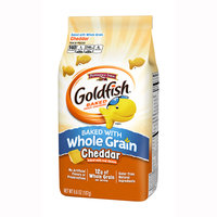 Pepperidge Farm® Goldfish® Whole Grain Cheddar Baked Snack Crackers