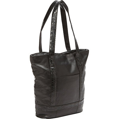 Bellino Leather Laptop Tote