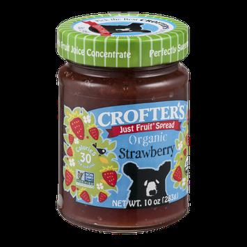 Crofter's Just Fruit Spread Organic Strawberry