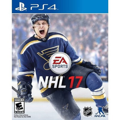 Electronic Arts Nhl 17 - Playstation 4