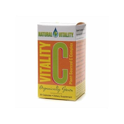 Natural Vitality Vitamin C