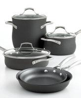 Calphalon Unison Nonstick 8 Piece Cookware Set