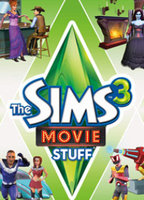 EA The Sims 3 Movie Stuff