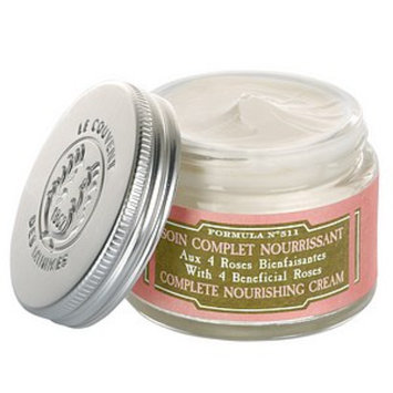 Le Couvent des Minimes Complete Nourishing Cream with 4 Beneficial Roses