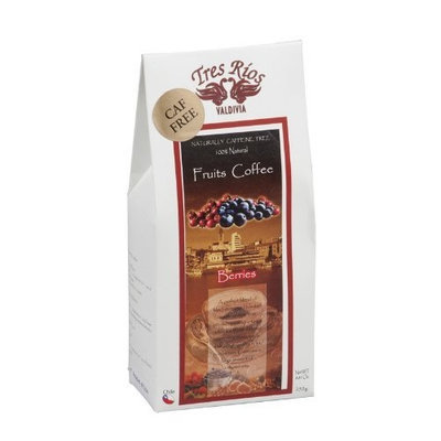 Tres Rios Fruits Coffee Berries, 8.81-Ounce (Pack of 3)