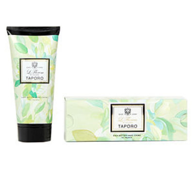 Voluspa L.Florem Collection, Shea Butter Hand Creme, Taporo, 3 oz