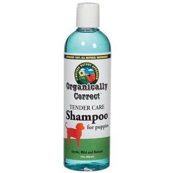 Organically Correct Puppy Shampoo, 17-Ounce