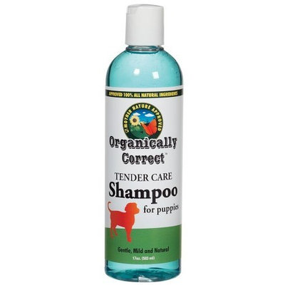 Organically Correct Puppy Shampoo, 17-Ounce