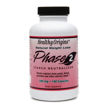 Healthy Origins Phase 2 White Kidney Bean Extract