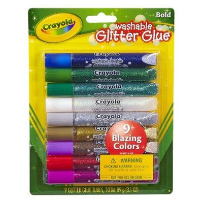 Crayola 9ct Glitter Glue
