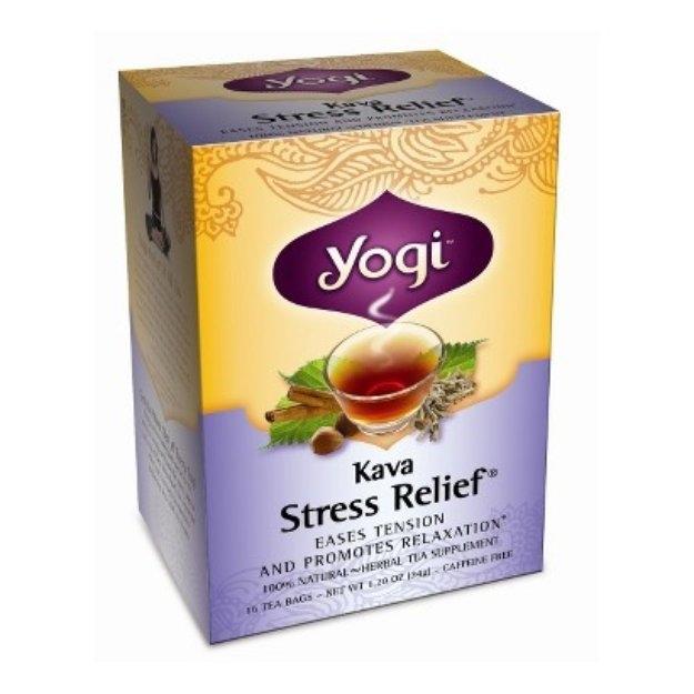 Yogi Tea Kava Stress Relief Reviews