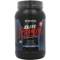 Dymatize Nutrition Elite Primal, Blue Raspberry, 2.037-Pound