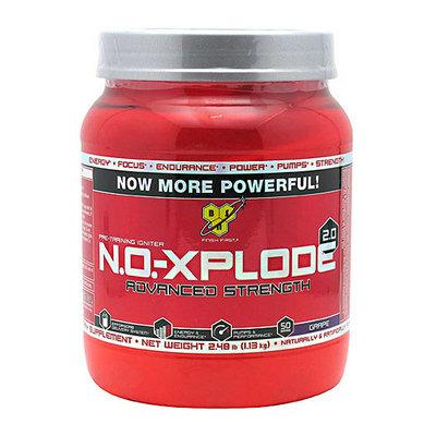 BSN Advanced Strength N.O.-Xplode 2.0 Grape Powder