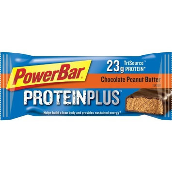 PowerBar Protein Plus Chocolate Crisp, Box of 12
