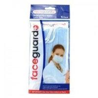 Faceguard Surgical Mask Infectiguard 5 ct Pack