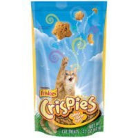 Friskies Crispies Cheese Puffs - 2.1 oz