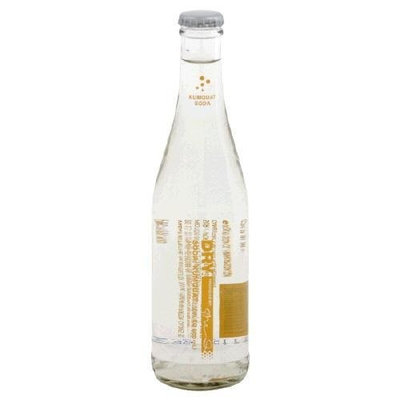Dry Soda, Blood Orange, 4 x 12.00 OZ (Pack of 6)