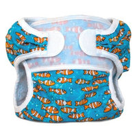 Bummis Swimmi Cloth Diapers, Clown Fish, Large (22-30 lbs) (Discontinued by Manufacturer)
