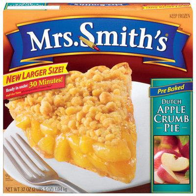 Mrs. Smith's Pre-Baked Dutch Apple Crumb Pie, 37 oz