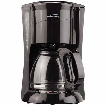 Brentwood TS-218B 12Cup Coffee Maker Black