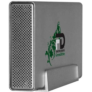 MICRONET Micronet GD1000EU Fantom GreenDrive 1TB USB 2.0 and eSATA External Hard Drive