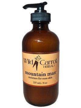 Mountain Man Lotion Wild Carrot Herbals 8 oz Lotion