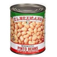 El Mexicano Mexican Style Pinto Beans (29 oz.)