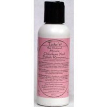 Tate's The Natural Miracle - Odorless Nail Polish Remover 5 oz