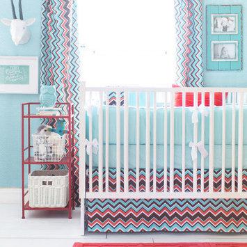 New Arrivals Piper 4 Piece Crib Bedding Set