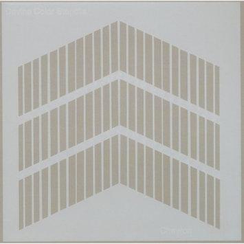 Devine Color 12x12in. Reusable Wall Stencil - Chevron