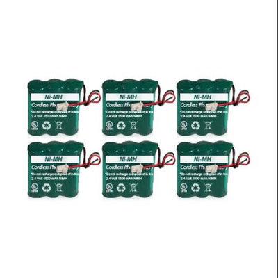BATT-KX-PSPT3HRAAU411(6-pack) Replacement Battery