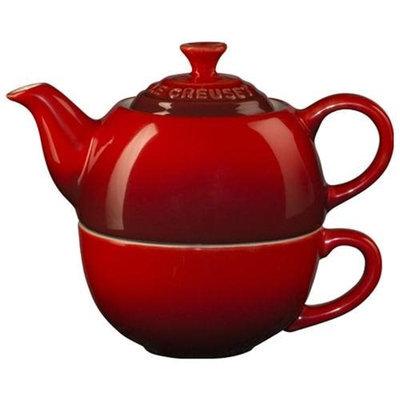 Le Creuset Tea for One - cherry - Le Creuset Stoneware