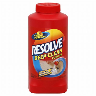 Resolve Deep Clean Powder Large Area Carpet Cleaner
