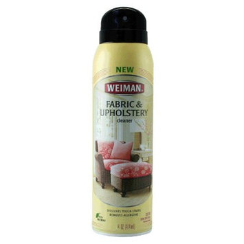 Weiman Furniture & Upholstery Cleaner Aerosol, 14 oz