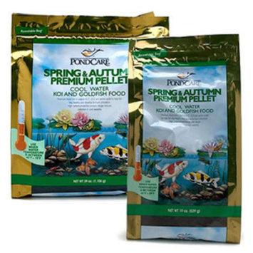 PondCare Spring & Autumn Premium Pellet Fish Food