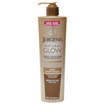 Jergens Natural Glow Daily Moisturizer Medium/Tan