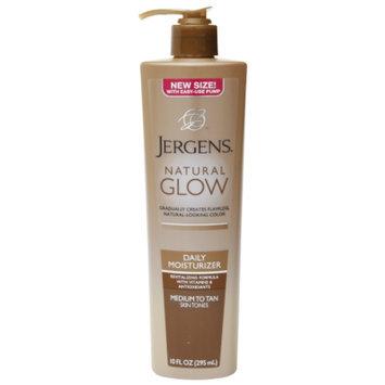 Jergens Natural Glow Daily Moisturizer Medium/Tan
