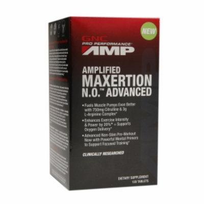 Gnc GNC Pro Performance AMP Amplified Maxertion N.O. Advanced