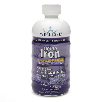 Wellesse Liquid Iron