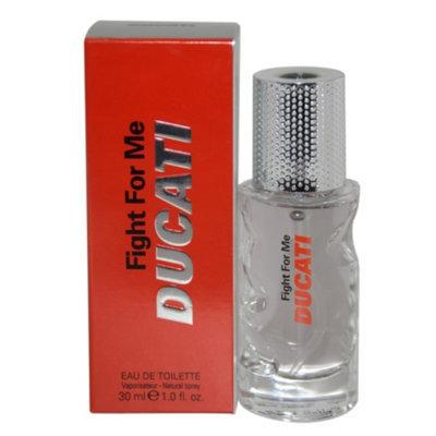 Ducati Fight For Me Eau de Toilette Spray, 1 fl oz