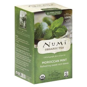 Numi Moroccan Mint Tea 18 ct